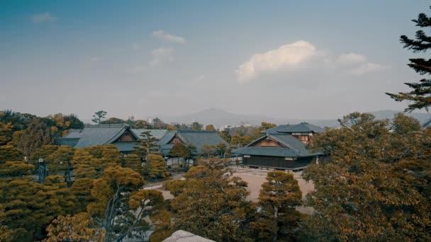 Kyoto Nijo Castle Timelapse