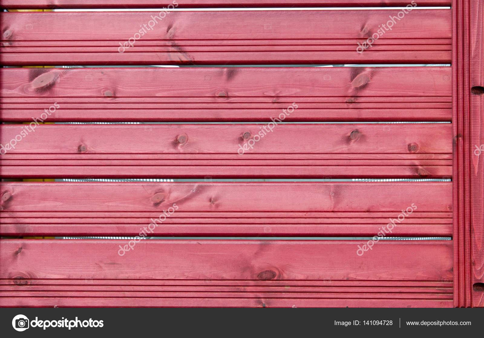 Textura fondo listones de madera rojos cerca de foto - Precio listones madera ...