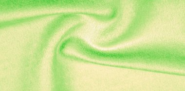 pattern, texture, background, warm wool, green fabric. Melton is