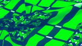 Hintergrund Textur. Seide heller Stoff Mosaik geometrische Formen c