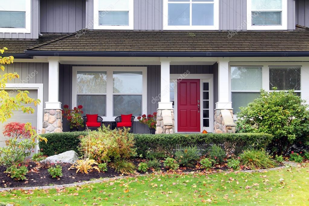 Beautiful Canadian house