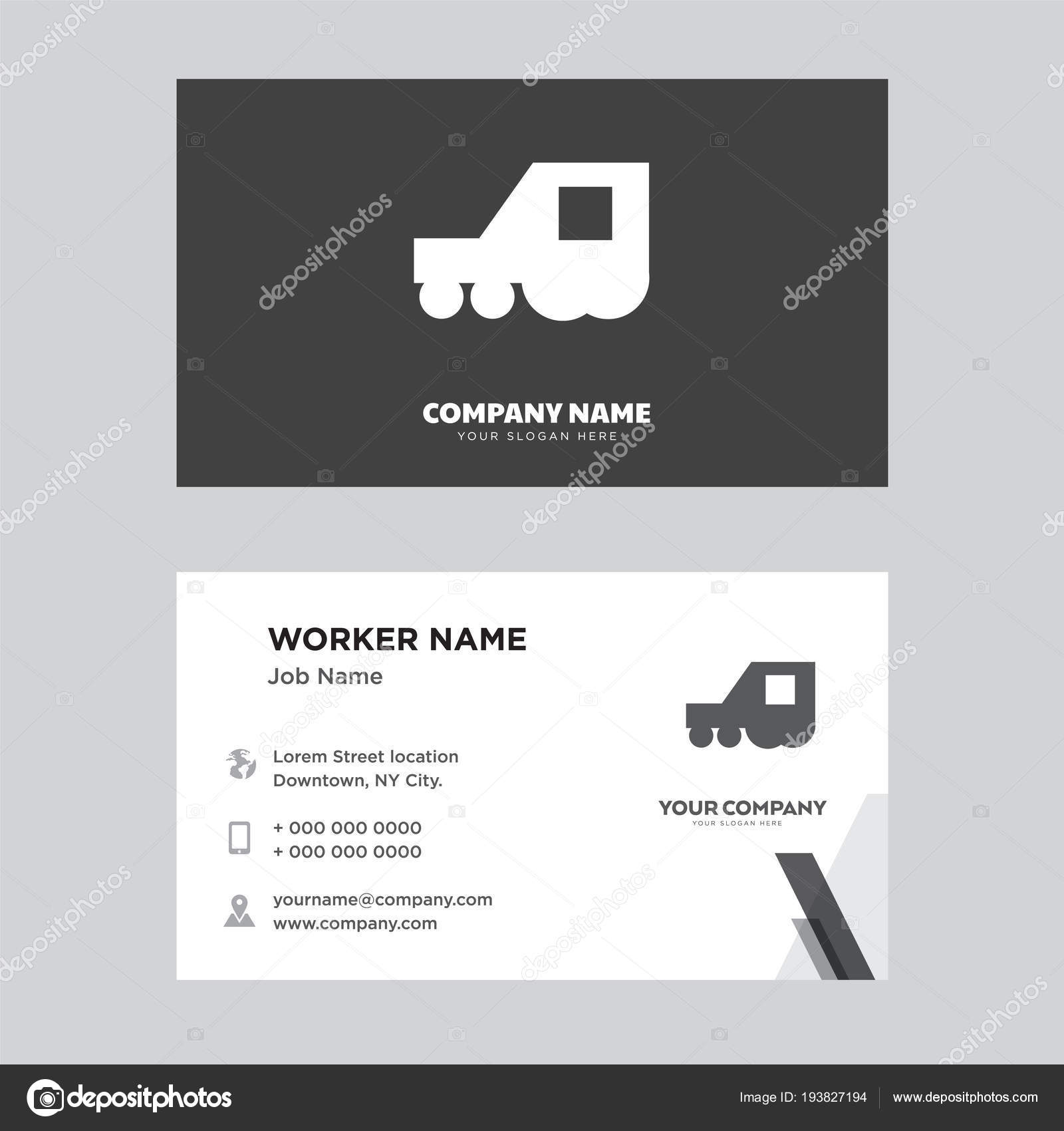 Tractor business card design stock vector vectorbest 193827194 tractor business card design stock vector colourmoves