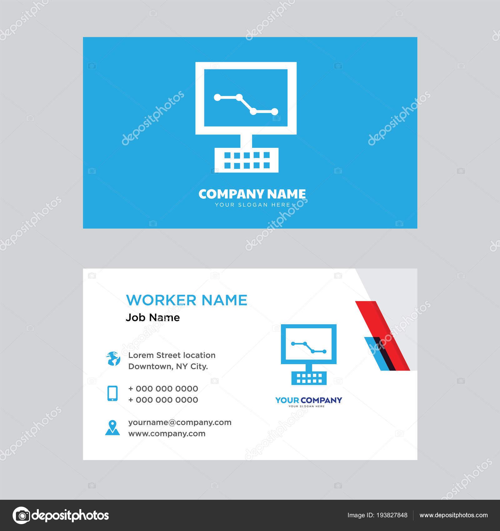 Avantages De La Carte Professionnelle Infographie Illustration Stock