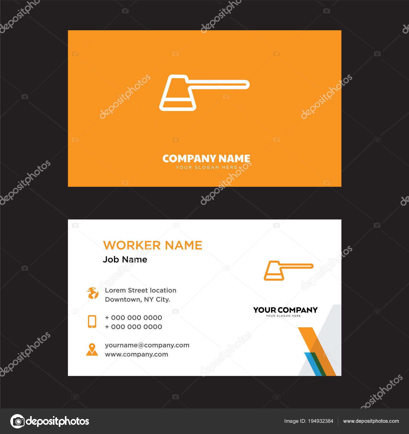 Coffee business card design vetor de stock vectorbest 194932384 coffee business card design vetor de stock reheart Gallery