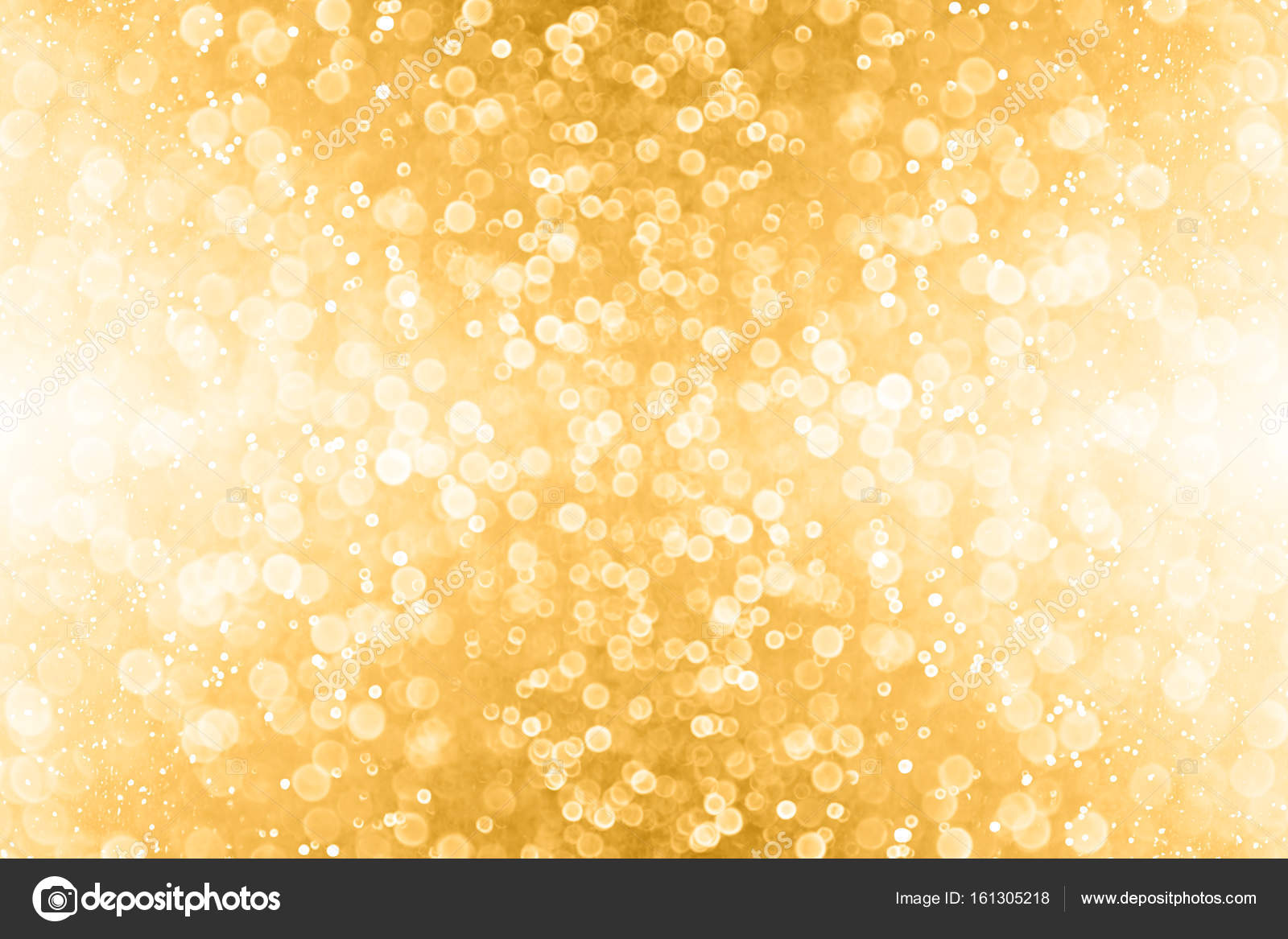 Abstract Gold Glitter Sparkle Confetti Background Or Golden Party Invite For Happy Birthday 50th Anniversary Champagne Color Banner New Years Eve Bash