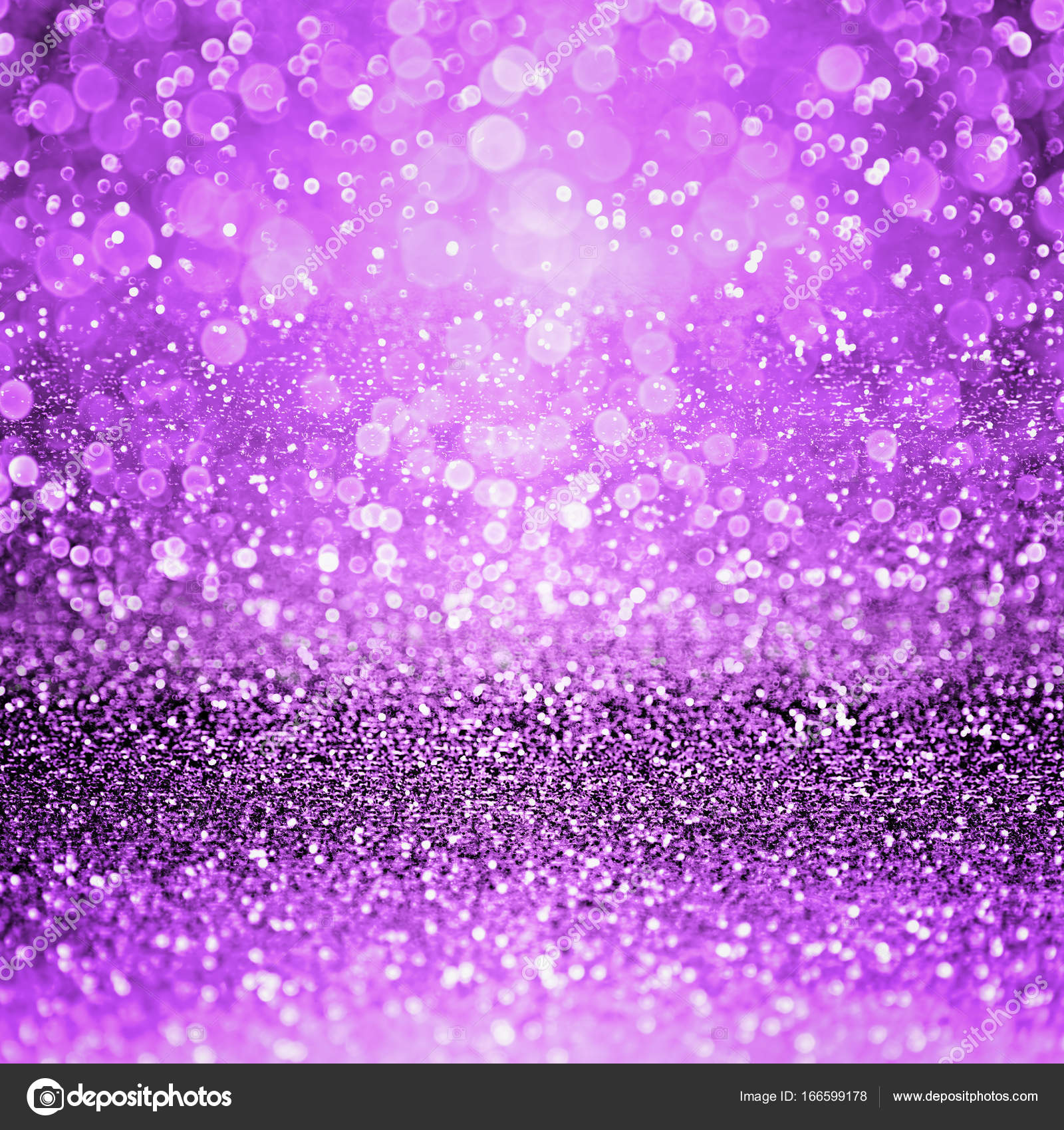 Purple Halloween, Dance Party or Mardi Gras Sparkle Background ...