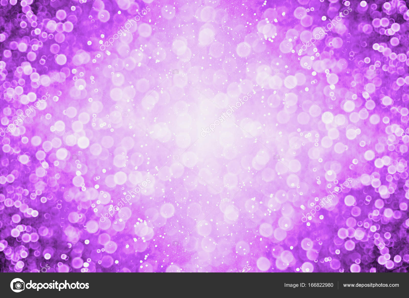 Purple Halloween, Dance Party or Mardi Gras Glitter Background ...