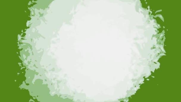 Terjesztése egy nagy fehér folt a felületen Hd 1920x1080