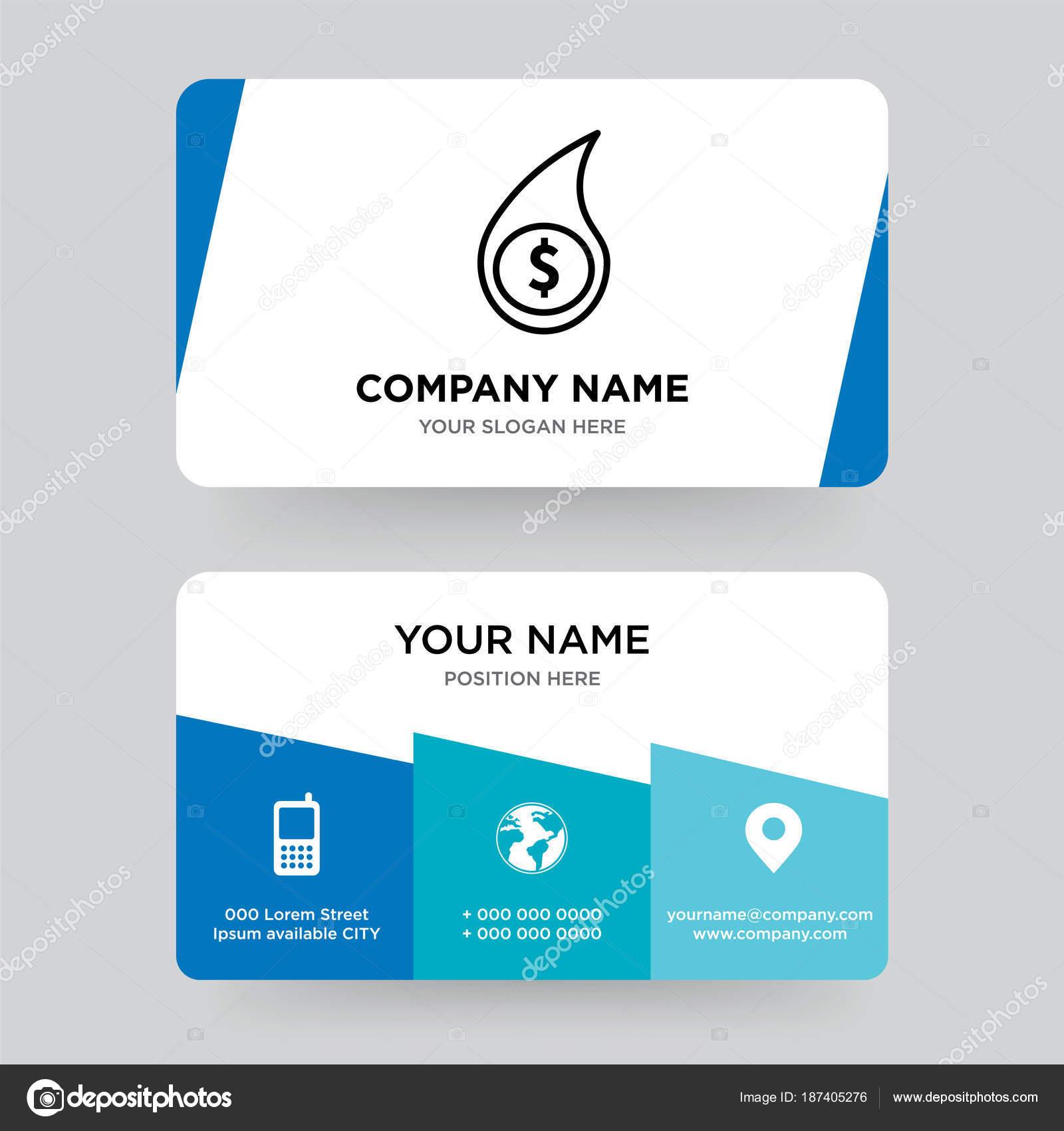 Einkaufen Geld Visitenkarte Design-Vorlage, Besuch für Ihre ...