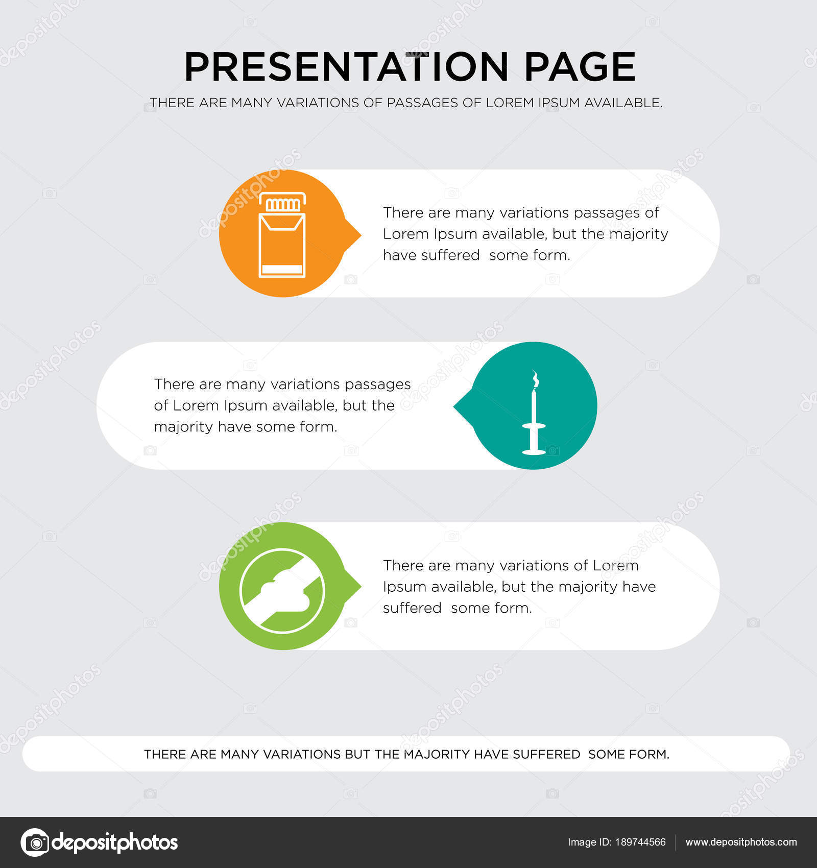 bullshit, amenities, cigarette pack presentation design template in, Presentation Pack Template, Presentation templates