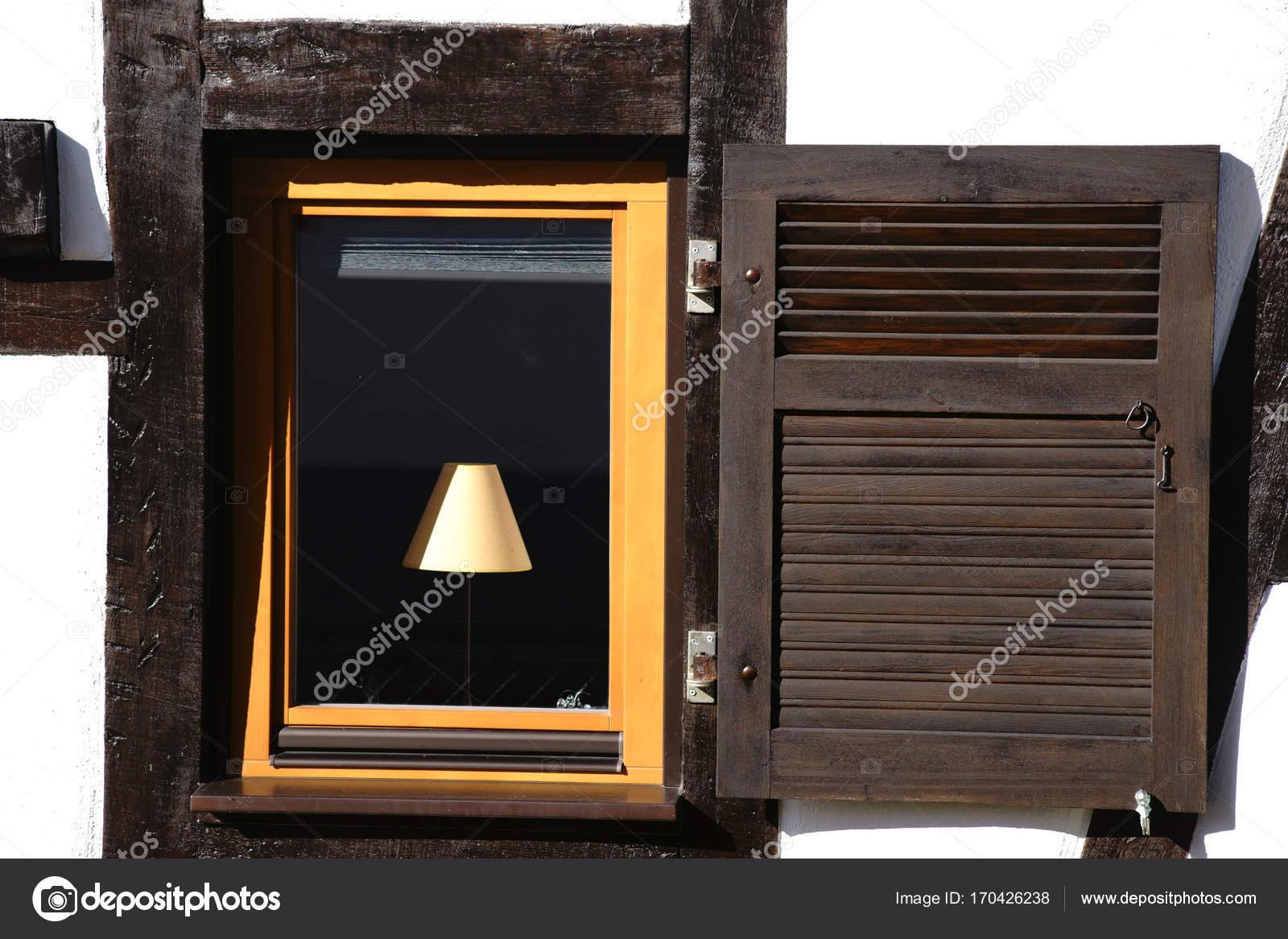 Fenster Fachwerkhaus fenster fachwerkhaus stockfoto ginton 170426238