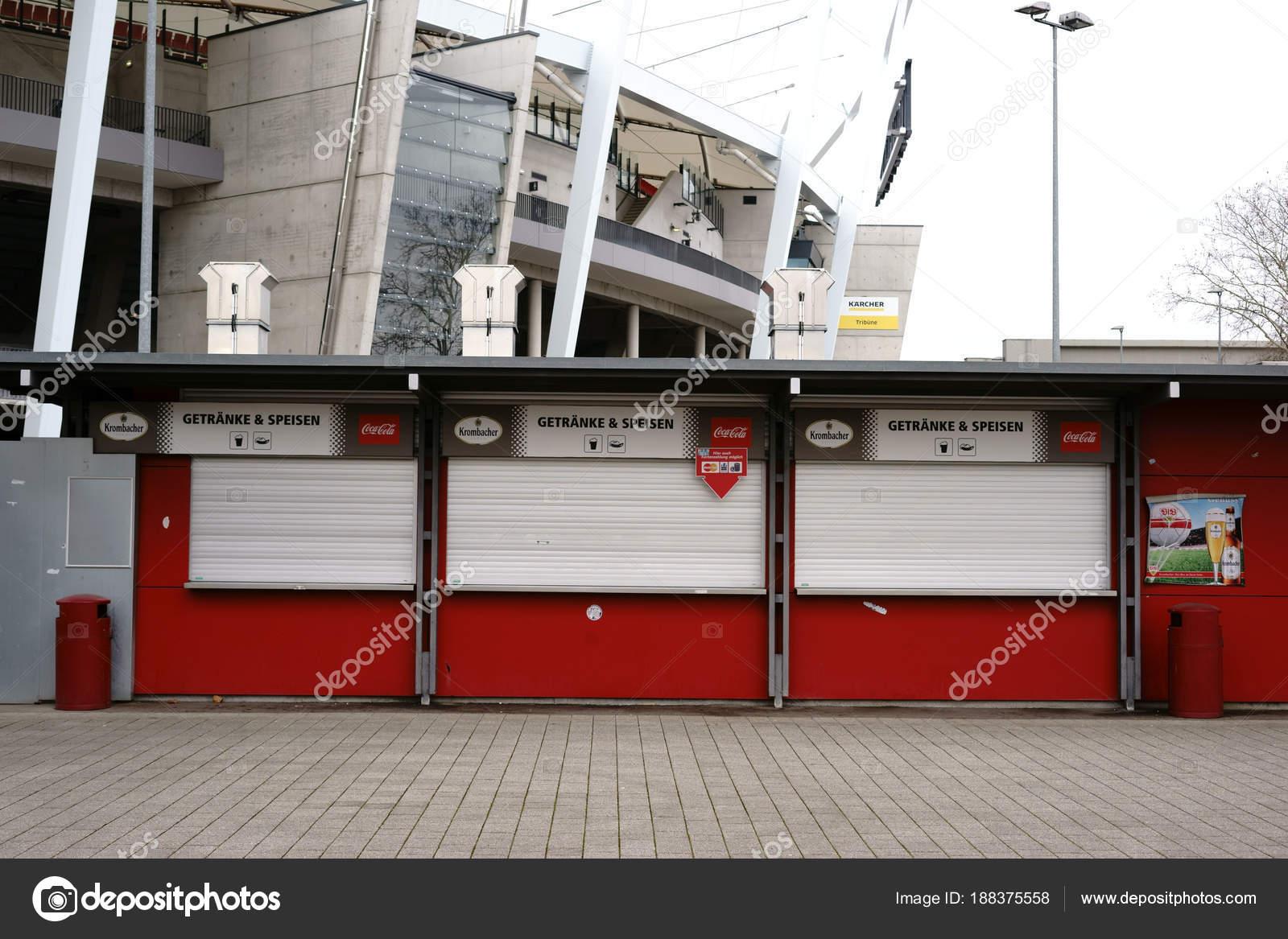Mercedes Benz Arena Und Getränke Speisen Und Getränke Automaten ...