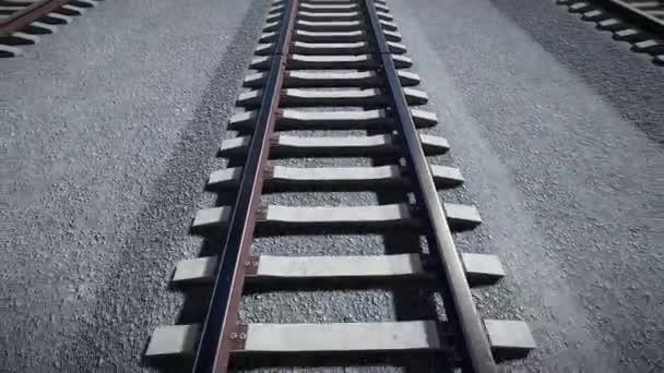 Animace železnice Full Hd