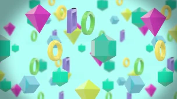 Geometrischer Hintergrund Full HD