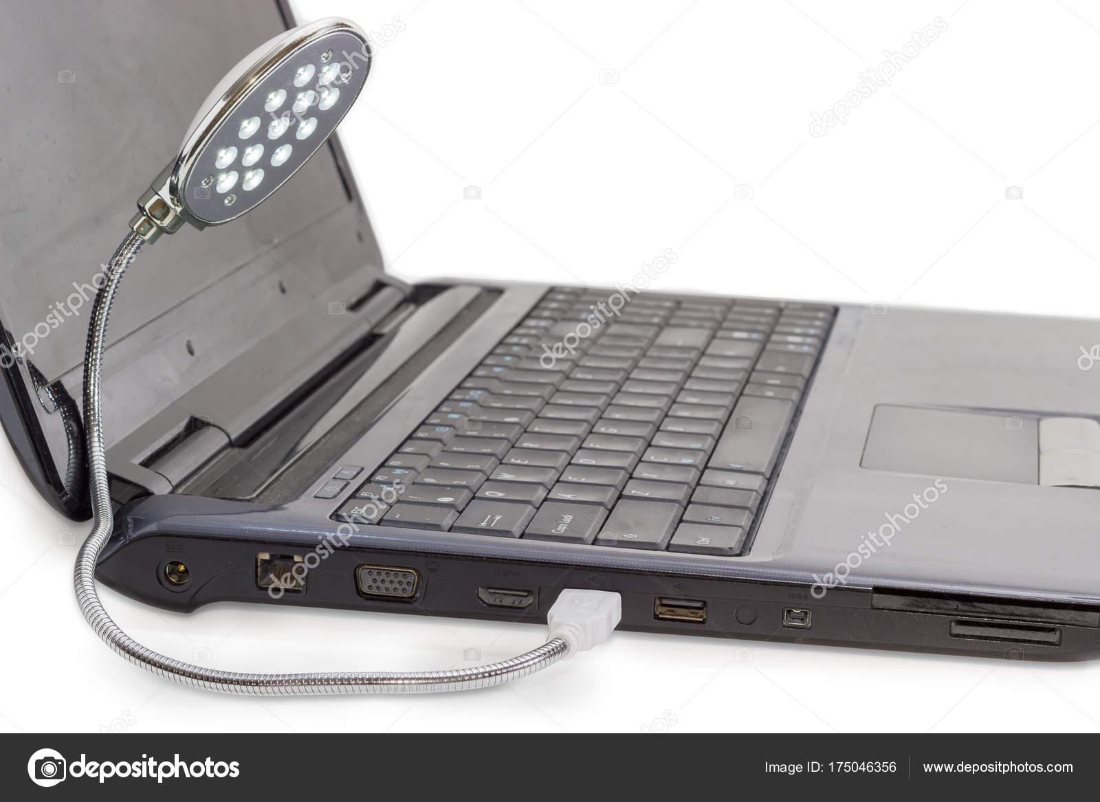 Led Lampe Usb Connecte A L Ordinateur Portable Port Usb