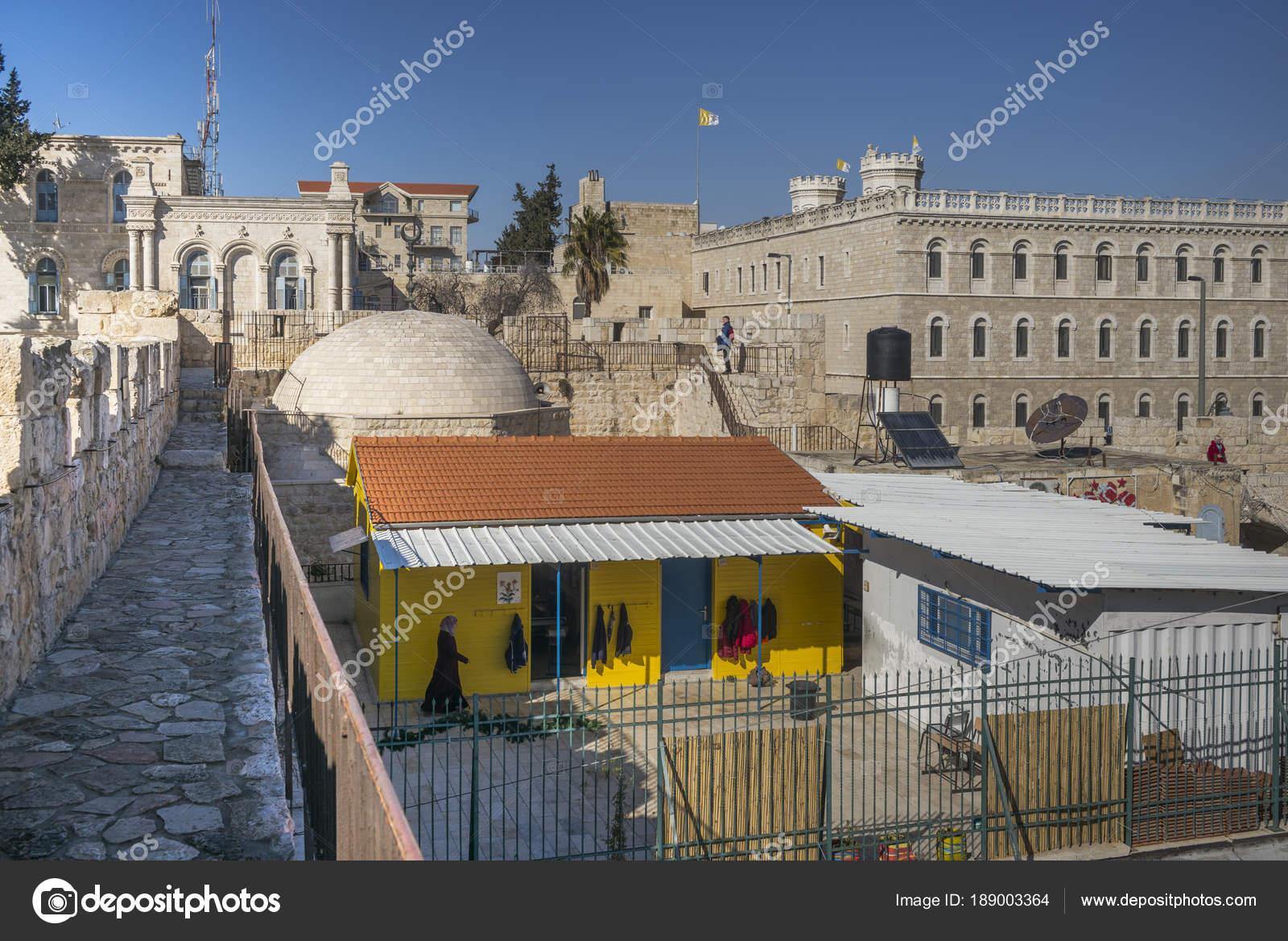 God Told Nehemiah To Build A Wall Around Jerusalem, So Why ...   Cities Surrounding Jerusalem