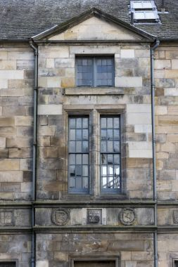 Architectural detail of building, St Andrews, Fife, Scotland