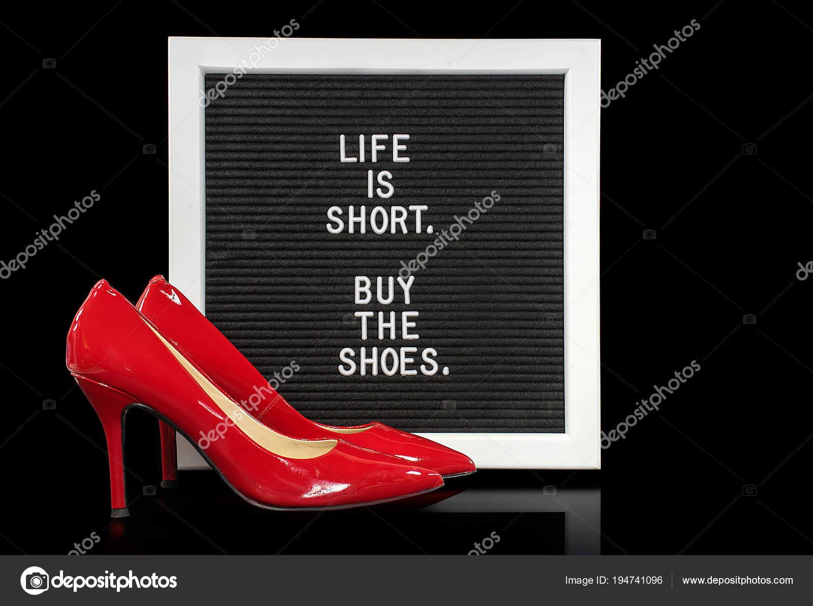 Chaussures Talons Hauts Citation Rouge Blanc Avec Encadré Sur 0OwkPn