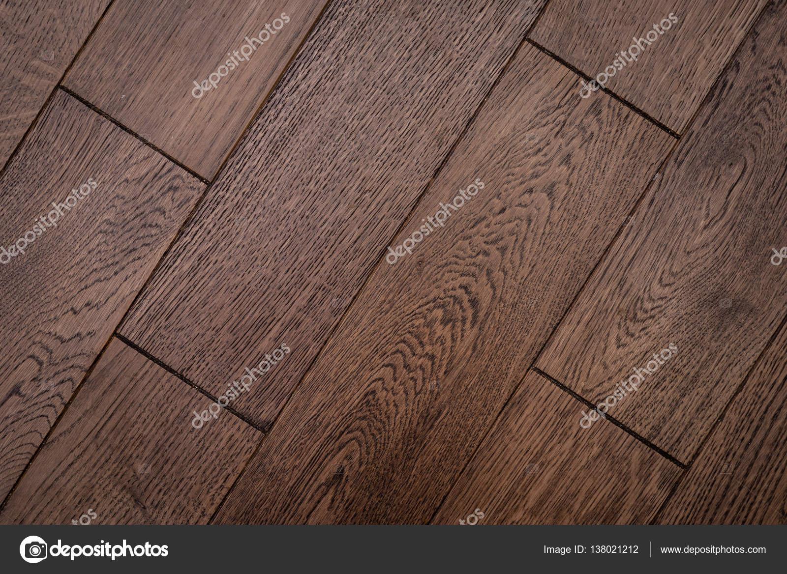 Parkett dunkel textur  Textur der feinen dunklen braunen Parkett — Stockfoto © pproman ...
