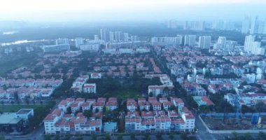 Building in Sai Gon - Viet Nam by Drone