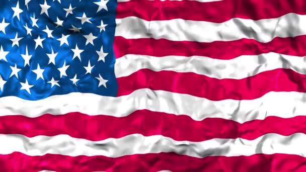 Egyesült Államok, Amerikai zászló integet
