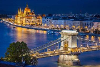 City of Budapest.