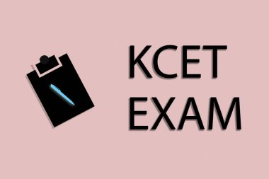 Concept of Engineering entrance exam for students in karnataka called KCET or Karnataka Common Entrance Test