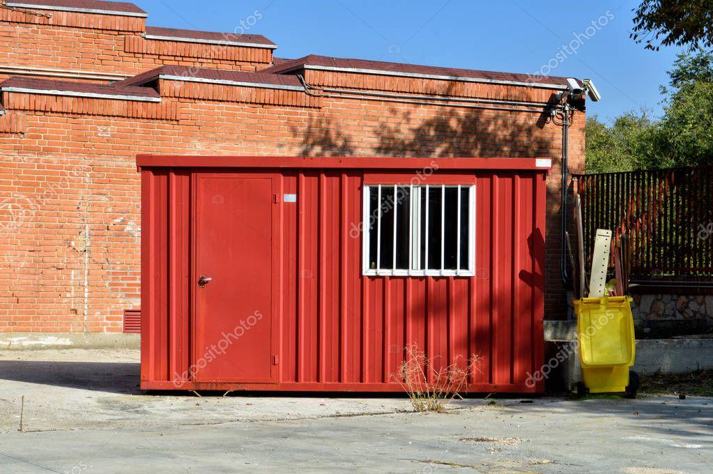 Container bureau transformation conteneurs marseille lille