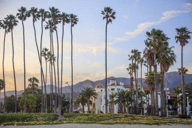 Vacation in Santa Barbara