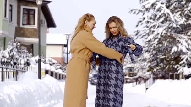 Ceinture pour manteau d'hiver
