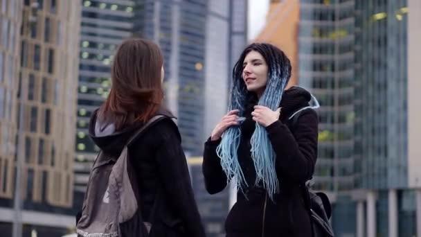 Экстравагантные девушки видео — img 13