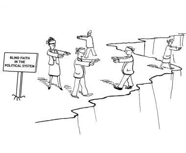 Faith in political system