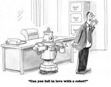 Love My Robot