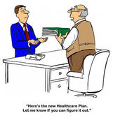 Photo New Healthcare Insurance Plan