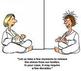 Rilasciare lo Stress