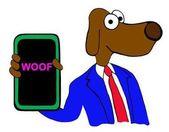 Kutya azt mondja, woof