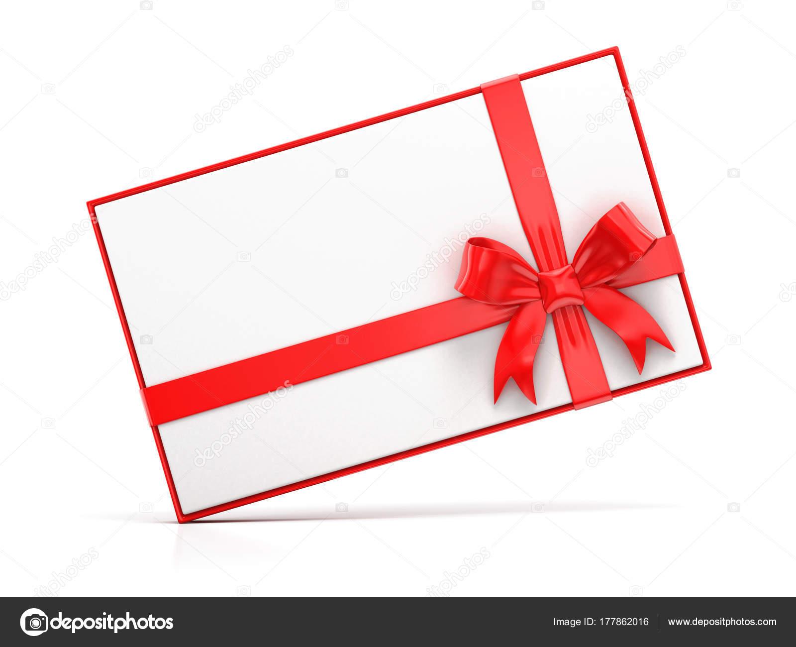 Geschenk-Karte auf weiß — Stockfoto © Alexynder #177862016