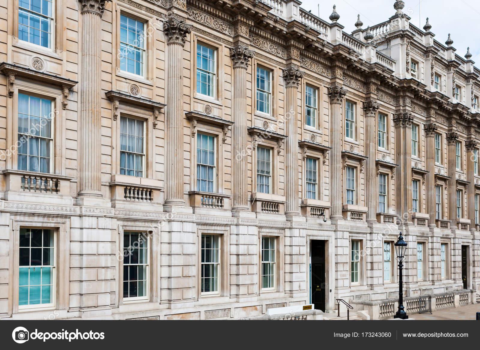 Ufficio Stile Inglese : Architettura della città di londra ufficio di gabinetto u foto