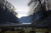 Paesaggio invernale danese