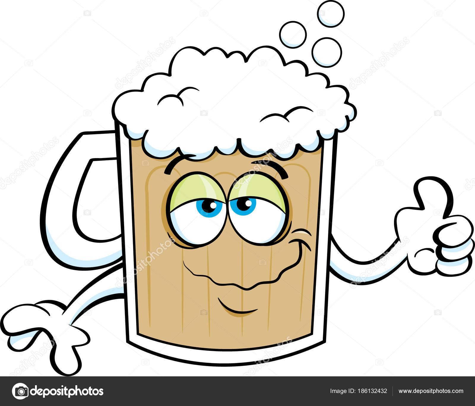 Imágenes Dibujo Jarra De Cerveza Para Colorear