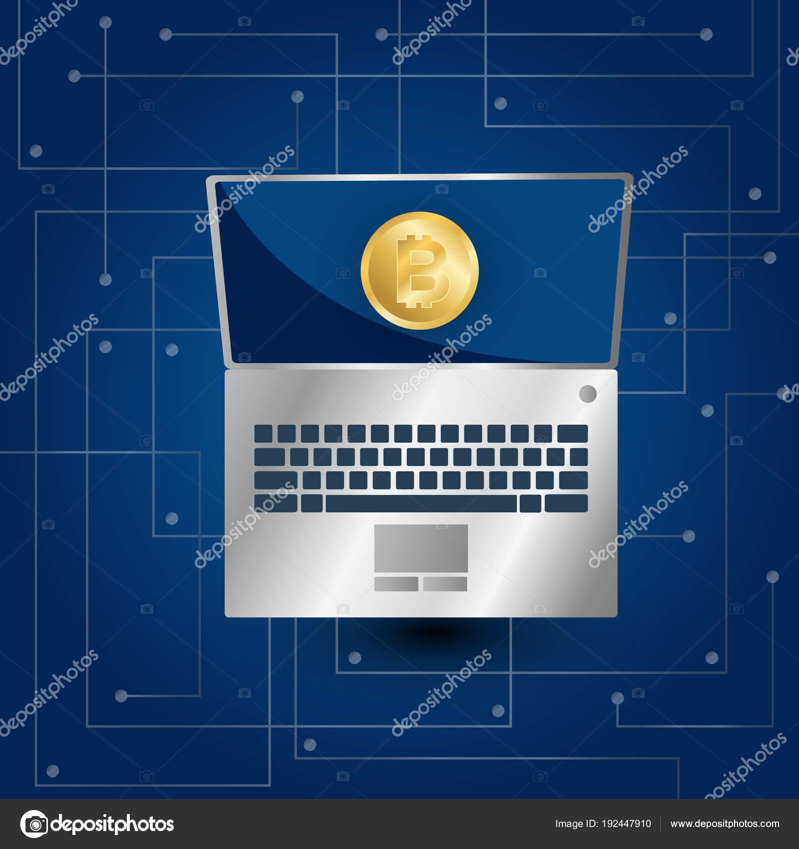 bitcoin laptopon)