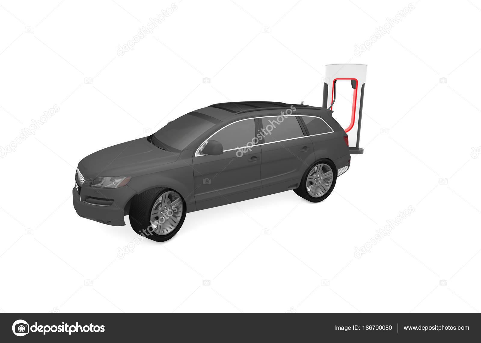 Generieke Elektrische Auto Gebruikt Laadstation Voor Batterijen
