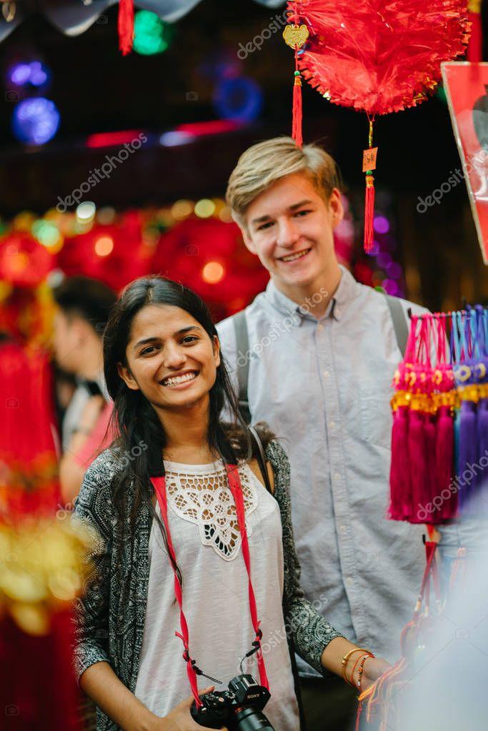 Indiase man interracial dating