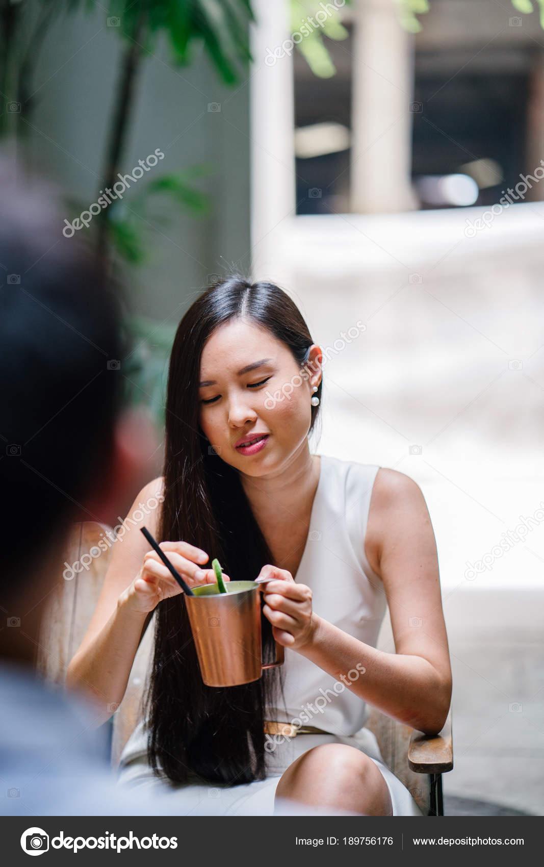 Dating een witte man als een Aziatische