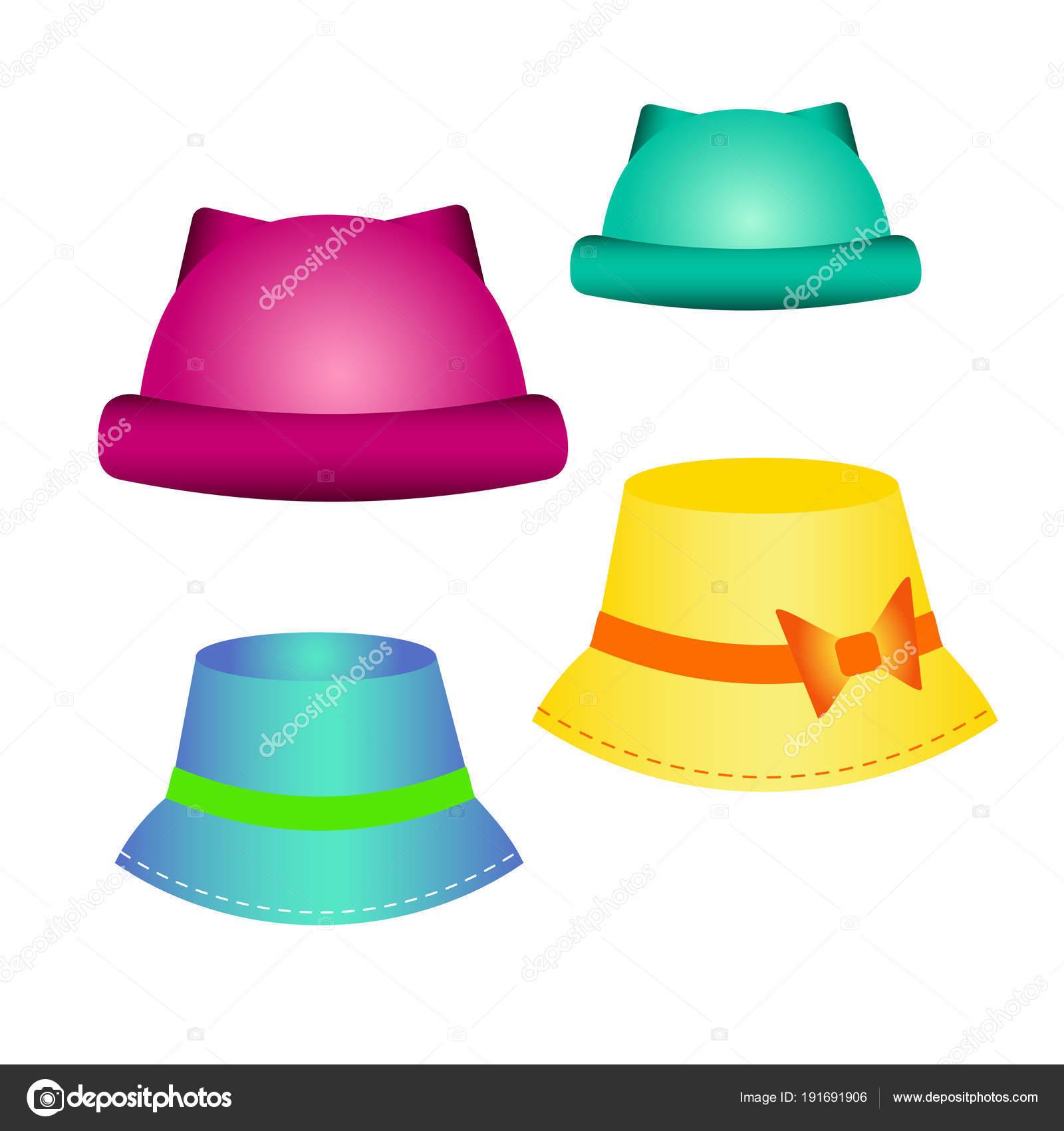 Panama Cappelli e Berretti per la decorazione delle cartoline ... a110450585da