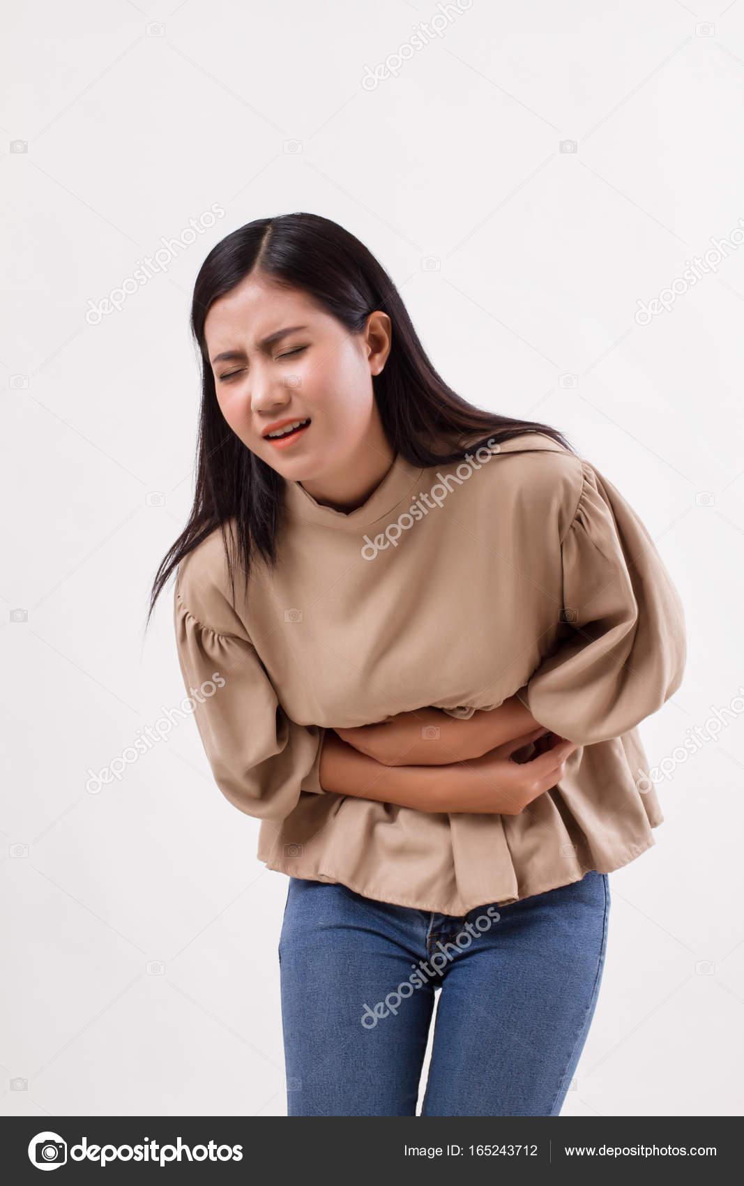 Dolor de estomago con calambres