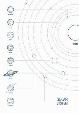 Solar System Full Scheme Light
