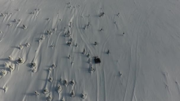 Snowcat ride the amazing mountain landscapes