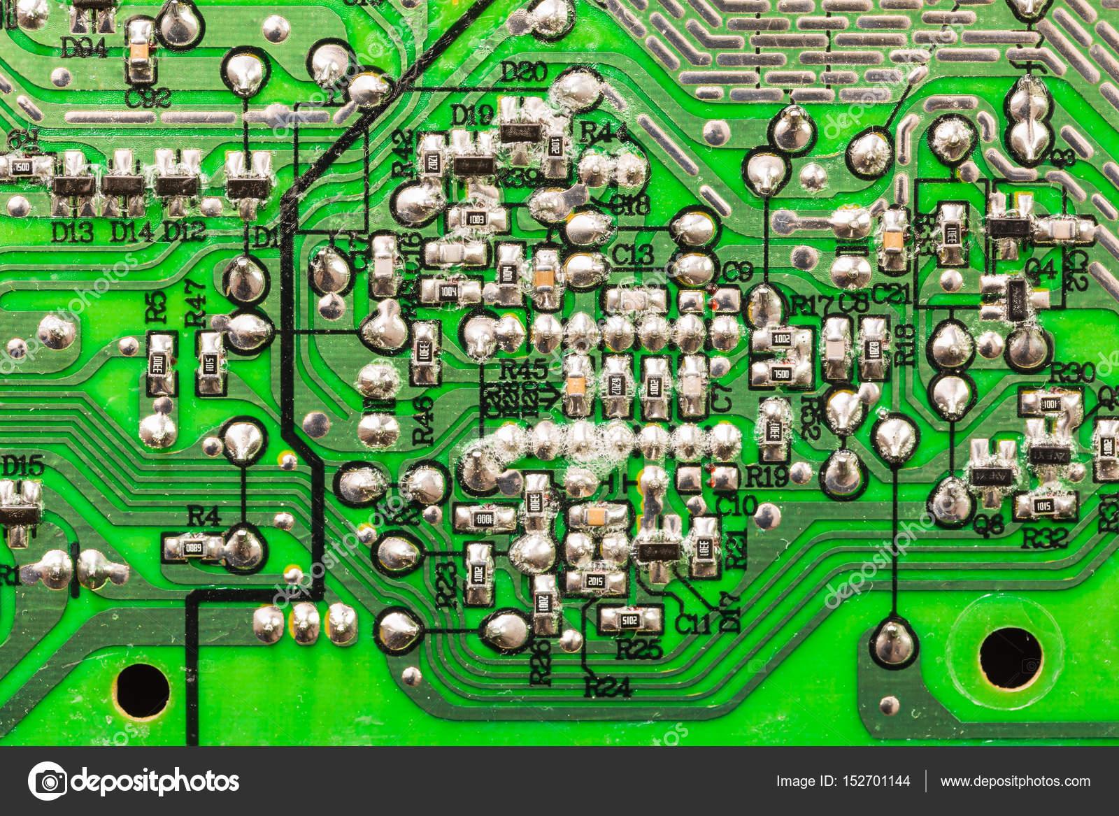 Printed Circuit Board Stock Photo Teptong 152701144 Cheap Boards