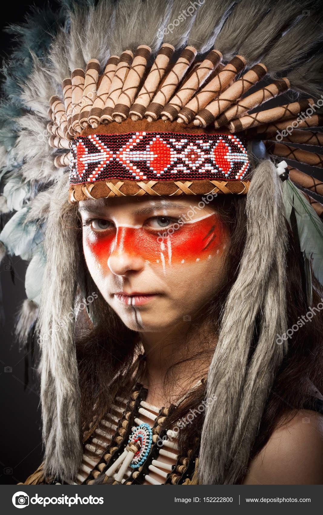 Chefe de ndio nativo americano guerra bonner stock - Fogli da colorare nativo americano ...